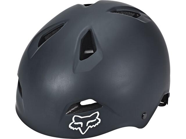 Fox Flight Sport Helmet Herr black